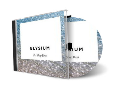 Poster Pet Shop Boys Elysium 2012 Free