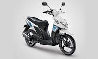 Detail Spesifikasi dan Harga Suzuki NEX 2012 Terbaru