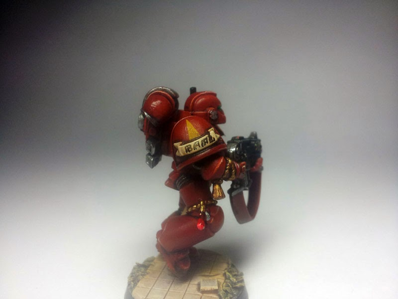 BLOOD ANGELS - WARHAMMER 40000 6-1