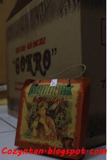 Bandrek: Sundanese traditional drink