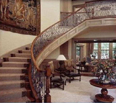 Marble Staircase Into The Attractiveness Of A Feel Of Luxury Home Design. Excellent Home Design  Marble Staircase Into The Attractiveness Of