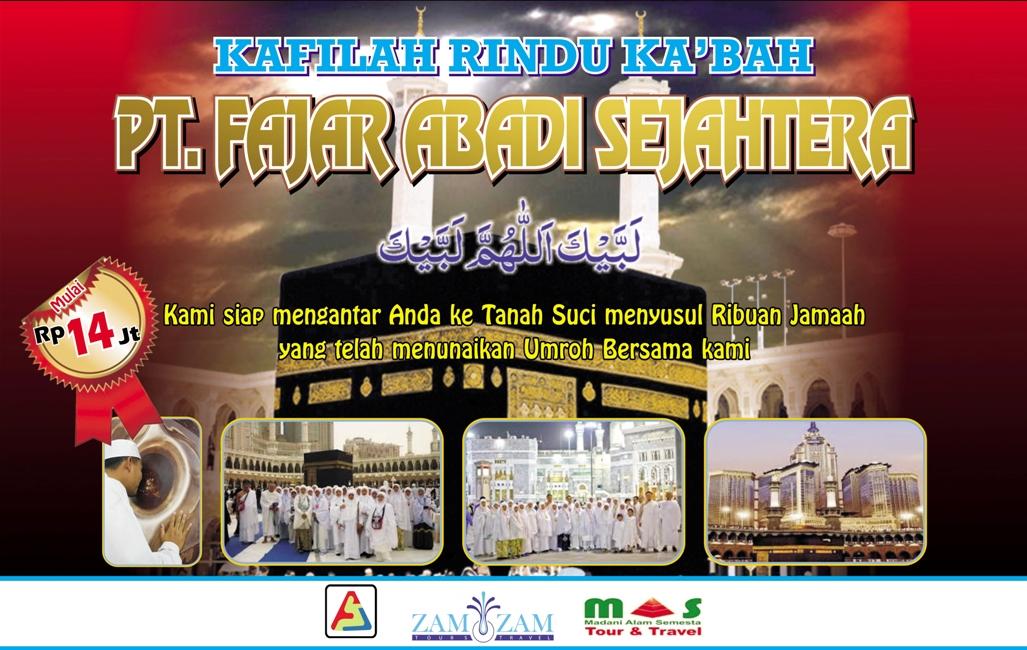 Umrah Super Murah Jalur Resmi Makassar