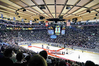 Madison Square Garden Interior