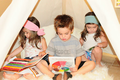 toddler book club