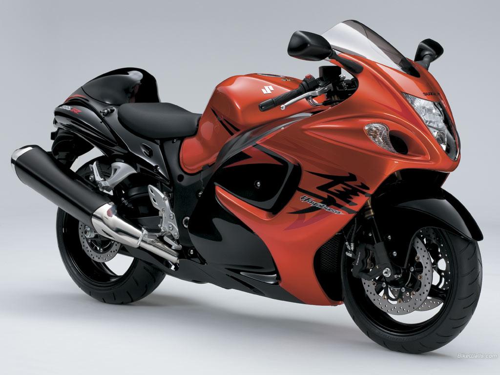 HOT MOTO SPEED: Suzuki Hayabusa