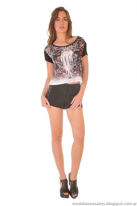 Ossira ropa de mujer moda 2014.