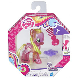 MLP Water Cuties Wave 3 Flower Wishes Brushable Figure