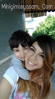 anne oğul,blogger anne