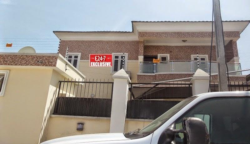 PHOTOS: See The Gigantic N70m Mansion Ini Edo Just Acquired