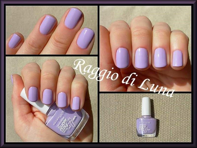 Raggio di Luna Nails: Maybelline n° 210 Eternal Lilac