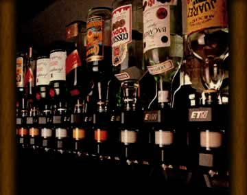 Bag Zebra Pictures Bar Liquor Dispenser