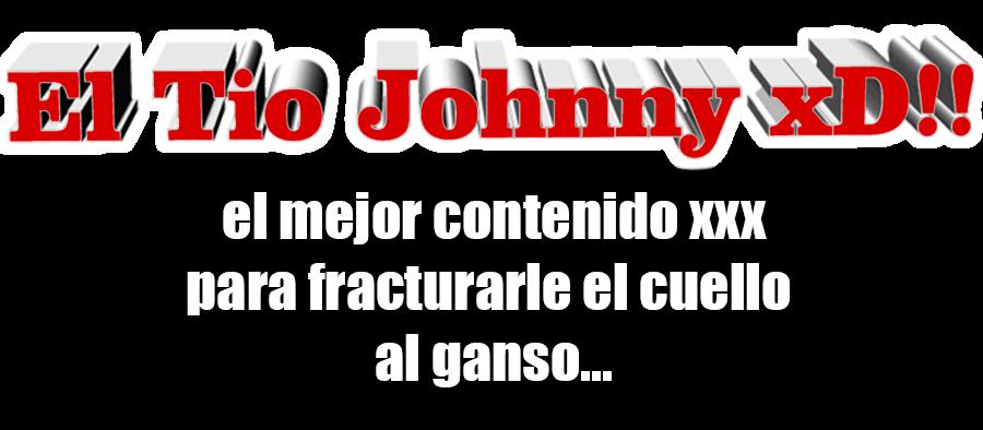 El tio Johnny xD!!