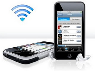 smartphone con wifi