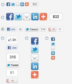membuat share button blogspot