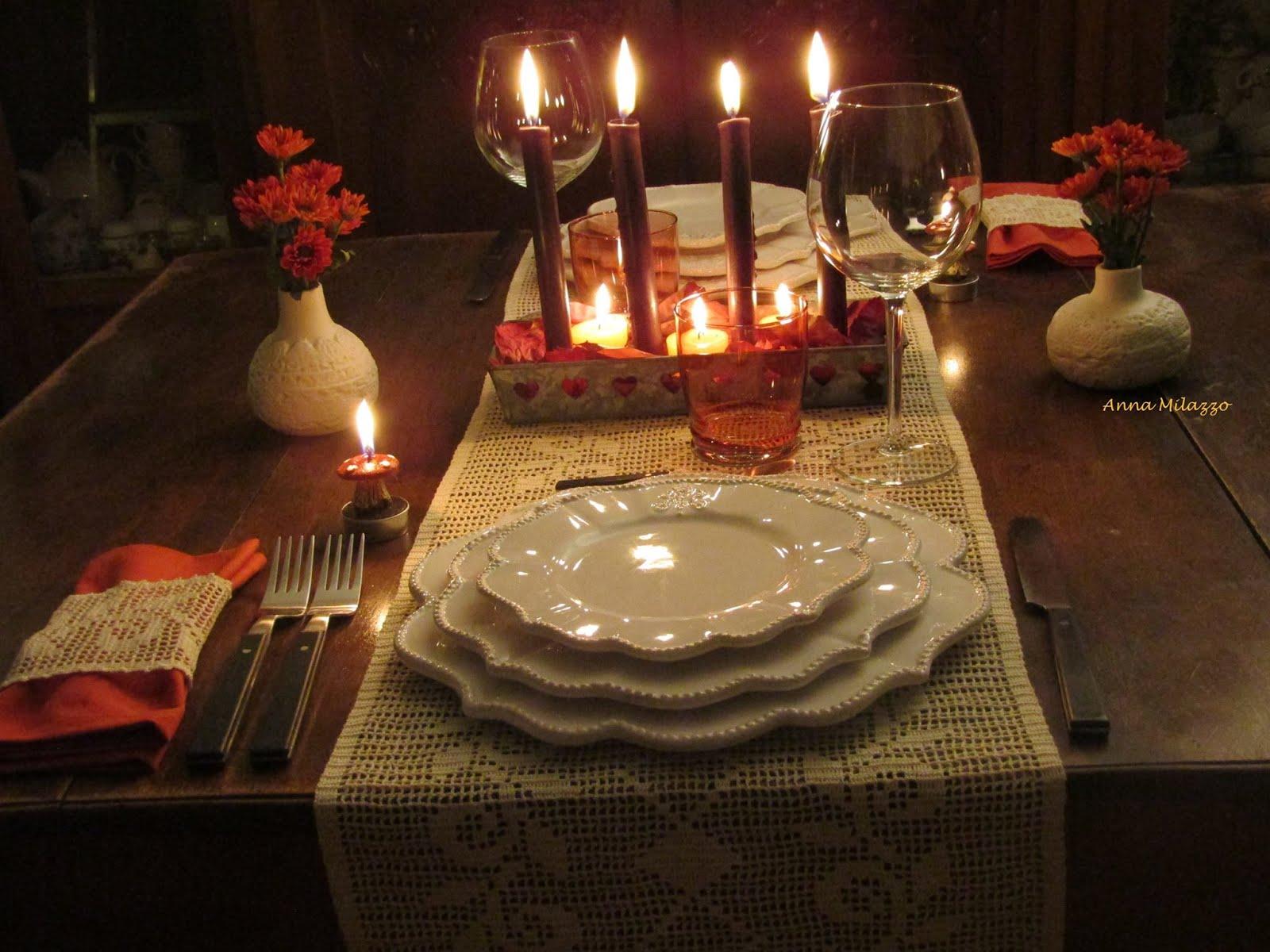 Noi siamo come candele accese l 39 arte di apparecchiare la tavola - Cuori allo specchio ...