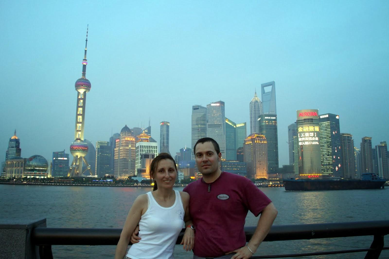 Skyline (Shangai)