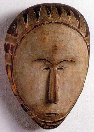Resultado de imagem para máscara fang