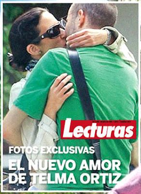 Telma Ortiz enamorada Miguel Angel Márquez
