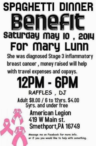 5-10 Benefit For Mary Lunn