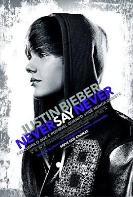 Filme Poster Justin Bieber Never Say Never DVDRip XviD Dual Audio + RMVB Dublado & Legendado