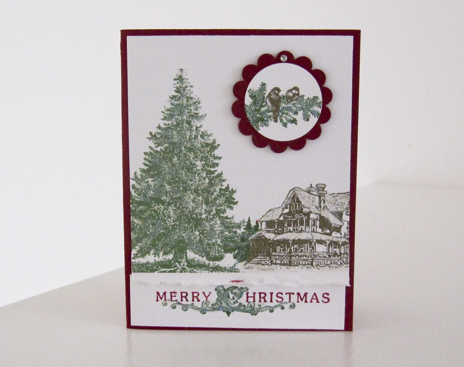 Handmade christmas cards let 39 s celebrate for Handmade christmas cards pinterest