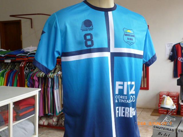 Camisa Esportiva Amigos da Bola