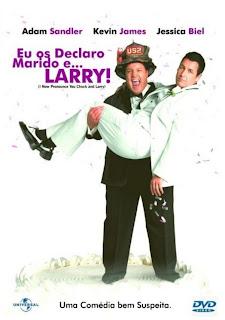 Filme Poster Eu os Declaro Marido e... Larry DVDRip XviD Dual Audio & RMVB Dublado