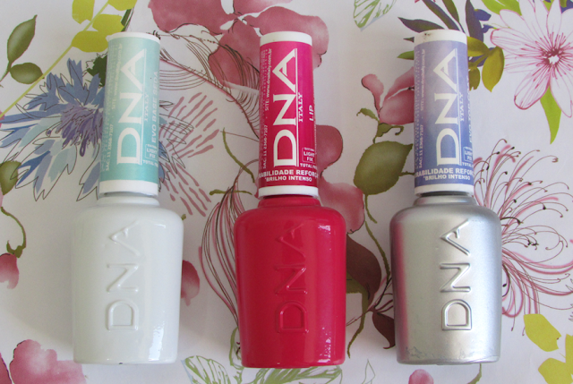 Unha, esmalte, Evolution Híbrido, Lip, Dna Italy