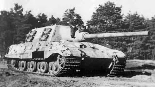 jagdtiger, un cazacarros alemán
