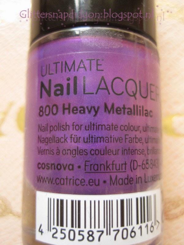 Catrice Heavy Metallilac