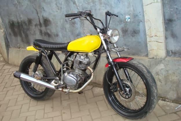 Foto Motor Modifikasi Jap Style Indonesia - Foto dan Gambar