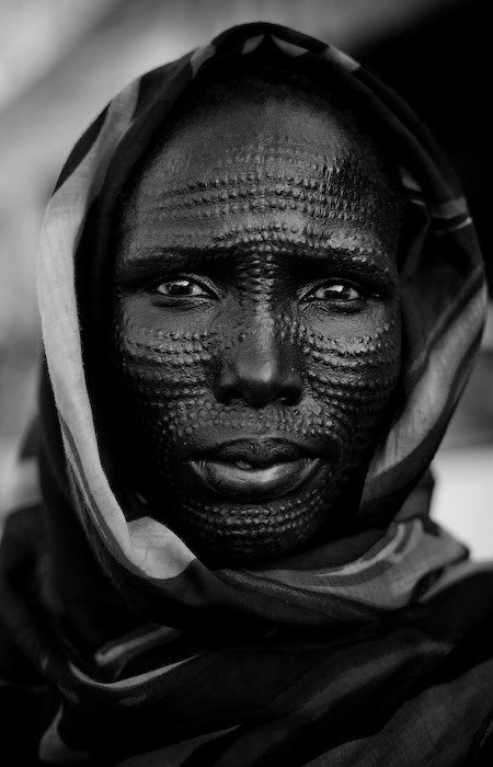 the tribal scars This image might not be in the public domain outside of the united states this  especially applies in the countries and areas that do not apply.