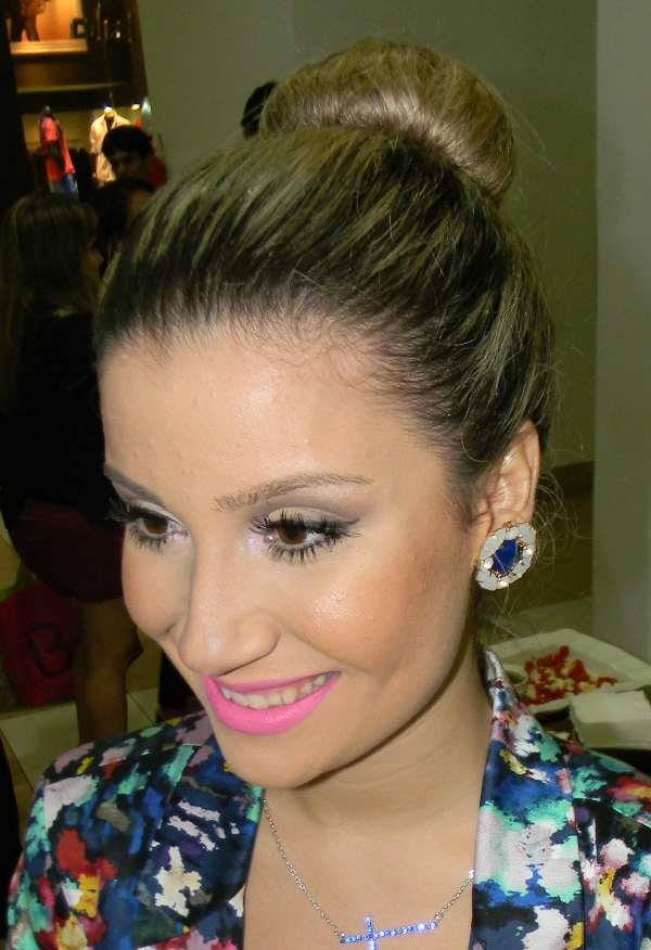Bia Andrade encontro Star Makeup