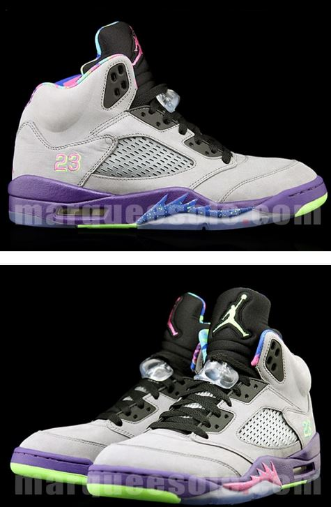 """379b640d93b Here is new images of the Air Jordan 5 """"Fresh Prince Of Bel-Air"""" V Sneaker  Releasing on 10/5 for 185 bucks, peep more images of these kicks after the  jump."""