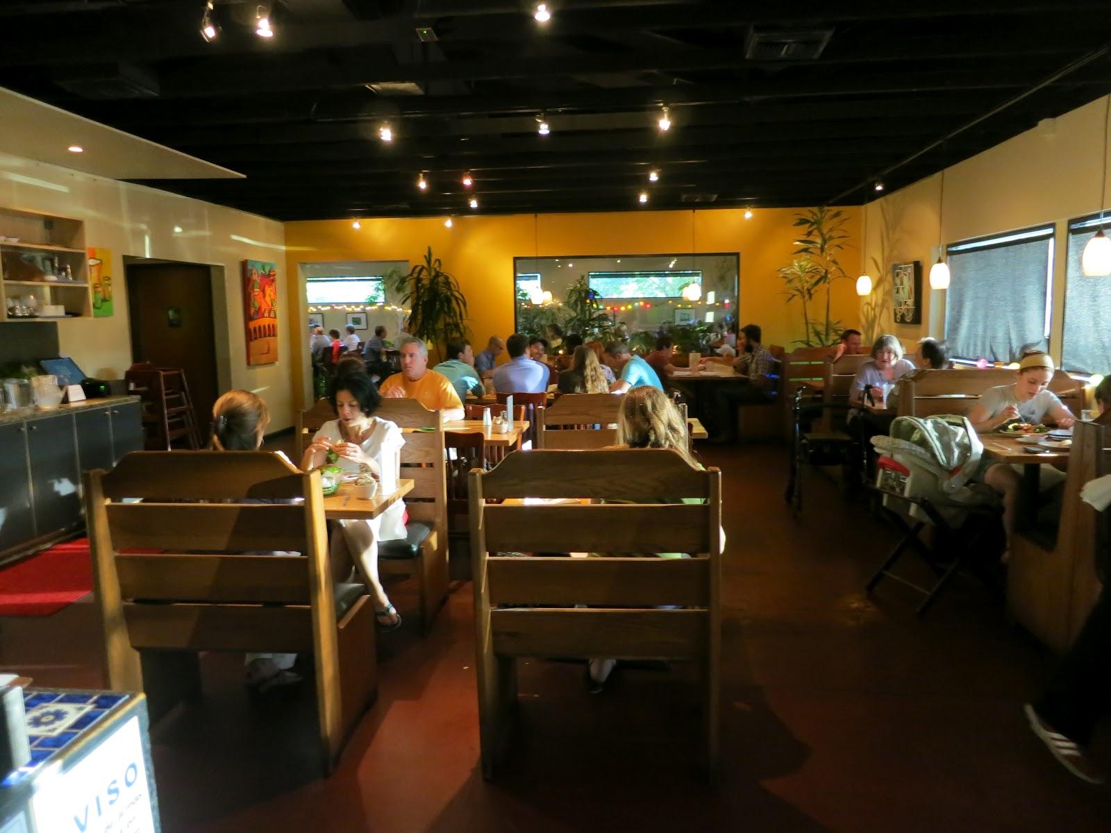 The Veracious Vegan: Mother's Cafe, Austin