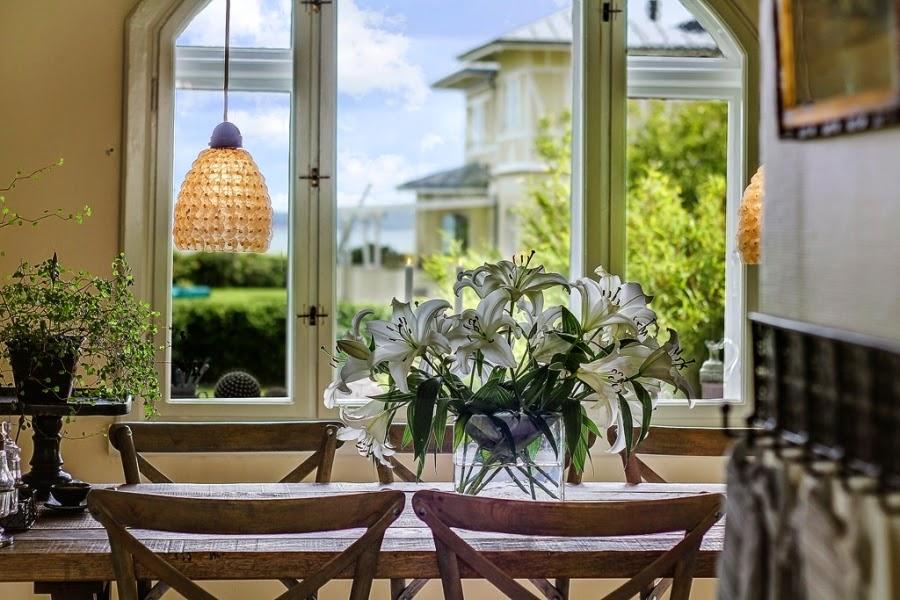 wystrój wnętrz, home decor, wnętrza, dom, mieszkanie, aranżacje, dworek, styl skandynawski, mix stylów, jadalnia