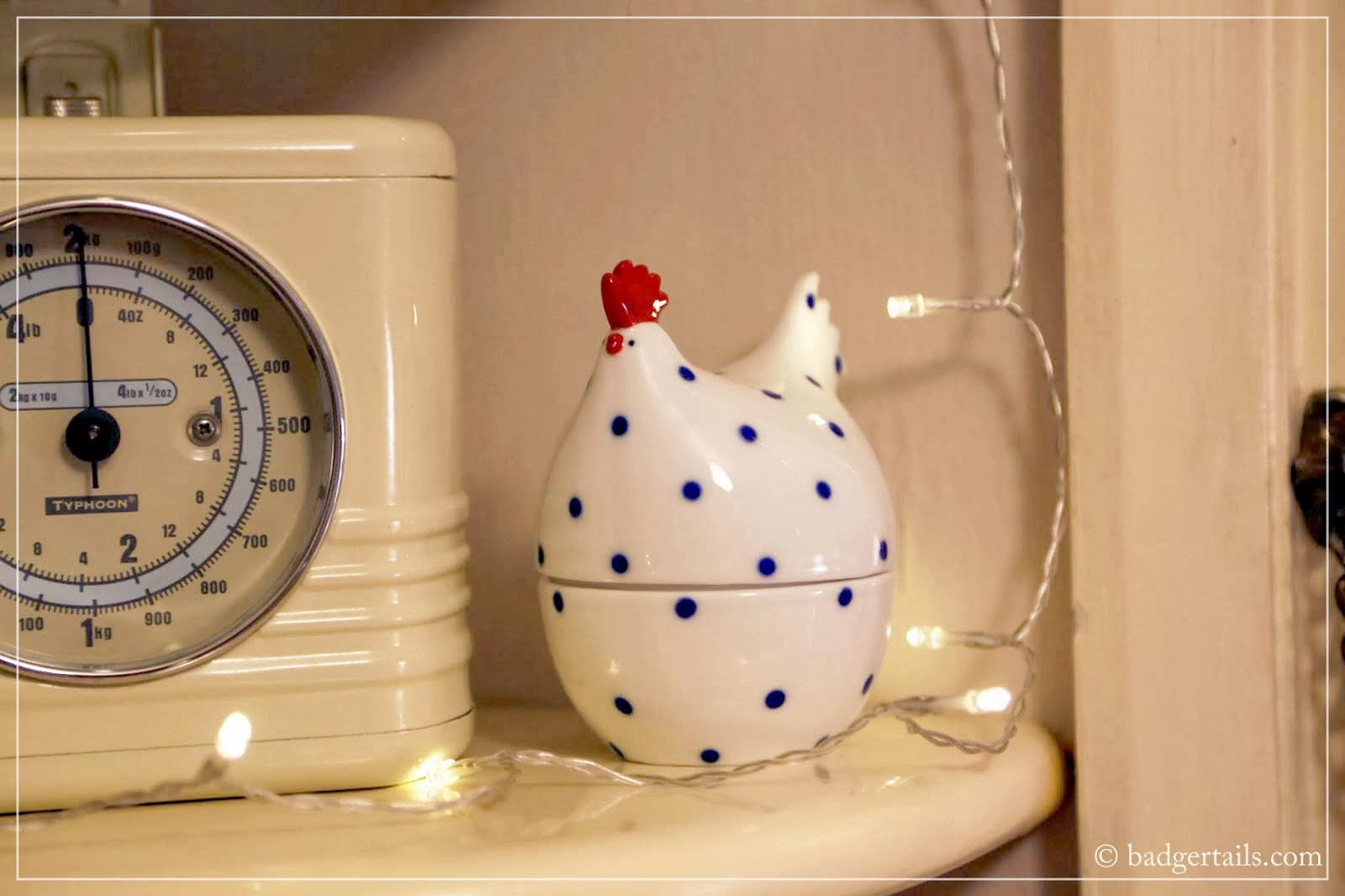 farmhouse chic chicken egg cup