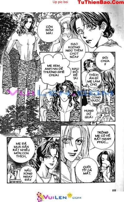 Thiên Thần Bé Bỏng Chapter 10 - Trang 111