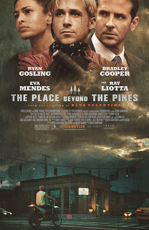 Download Movie : The Place Beyond The Pines (2012) 720p BluRay