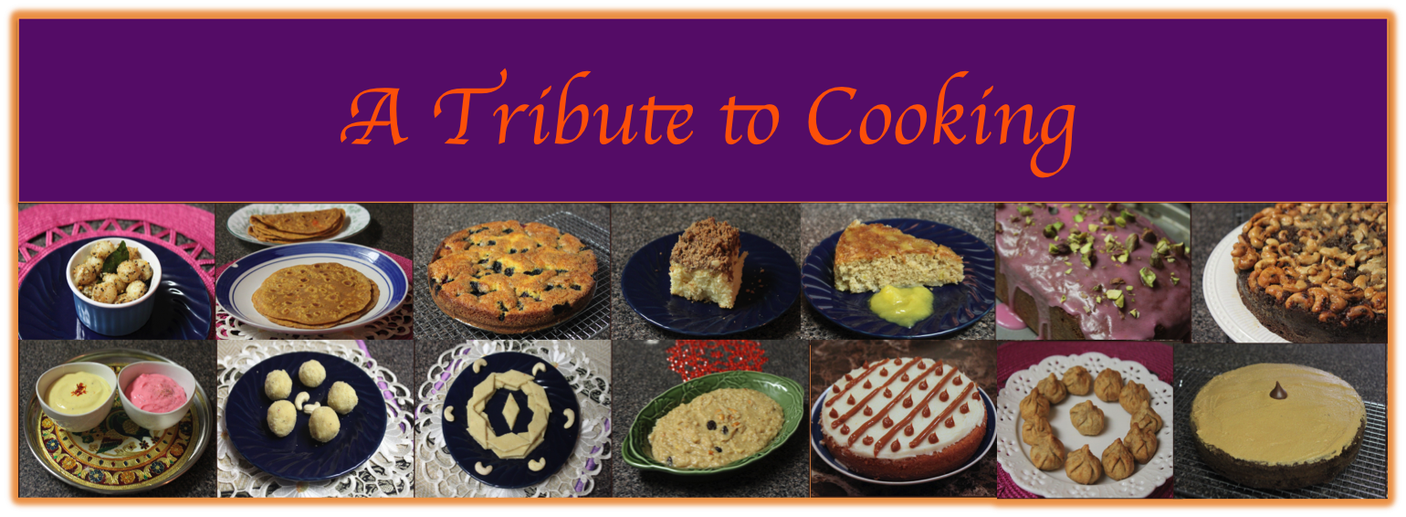 A Tribute to Cooking