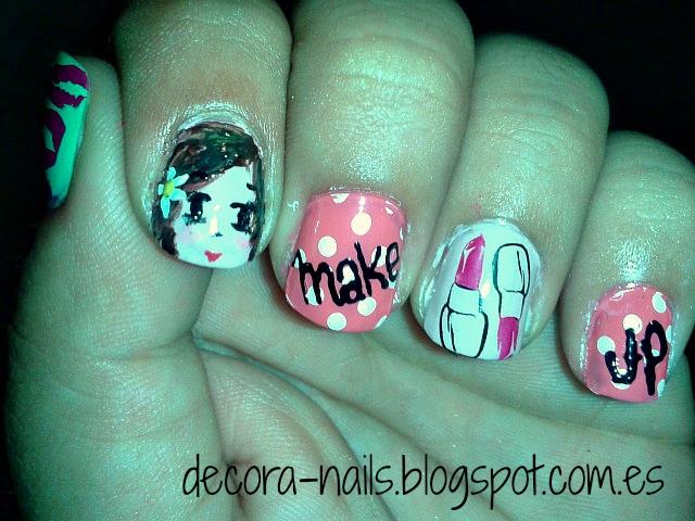 Decora-nails: abril 2013