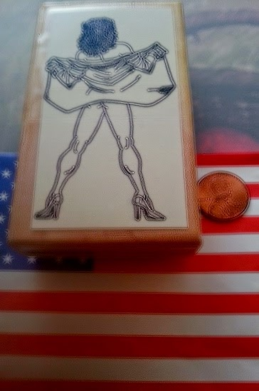 http://www.storenvy.com/products/11616047-woman-flasher-wearing-coat-medium-wood-mounted-rubber-stamp-brand-unknown
