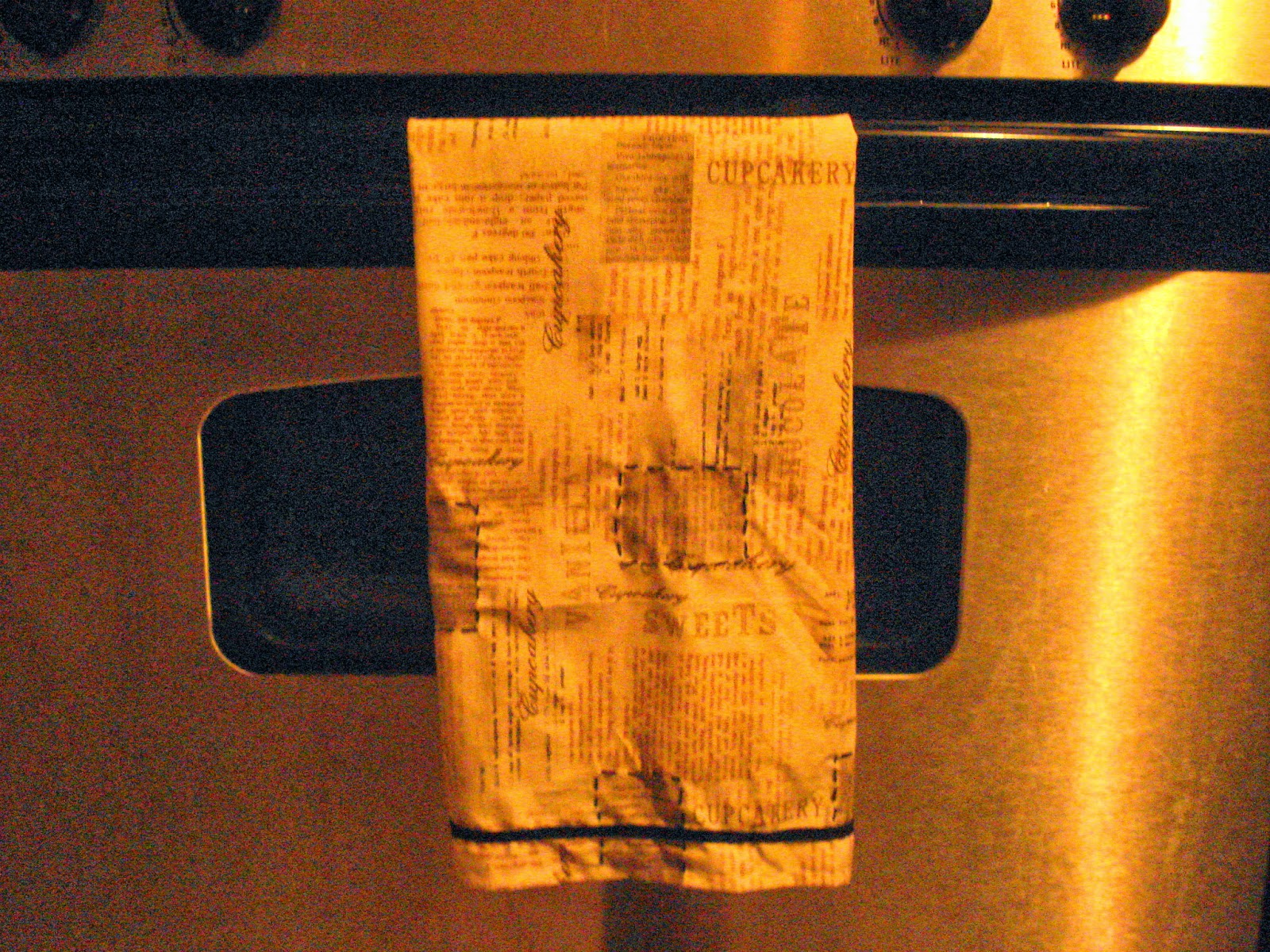 tea towel // linaandvi.blogspot.com