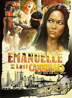 Emanuelle and the Last Cannibals (1977) 5)