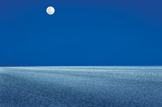 Full Moon at Rann Utsav, Gujarat