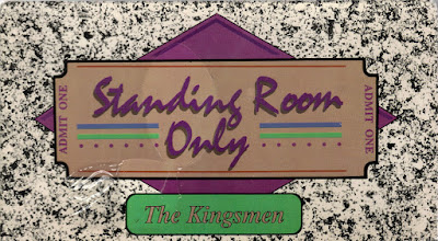 The Kingsmen Quartet-Standing Room Only-1991-