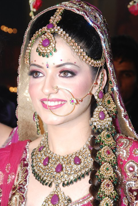 Matha Patti Indian Bridal Hair Jewelry