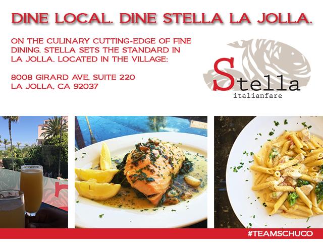 Gourmet Dining in La Jolla