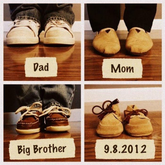 como dizer ao mundo que terá um bebê
