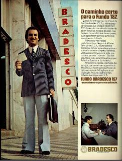 propaganda Bradesco - 1975